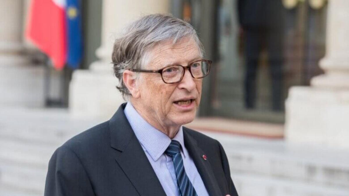 Билл Гейтс - Bill Gates один