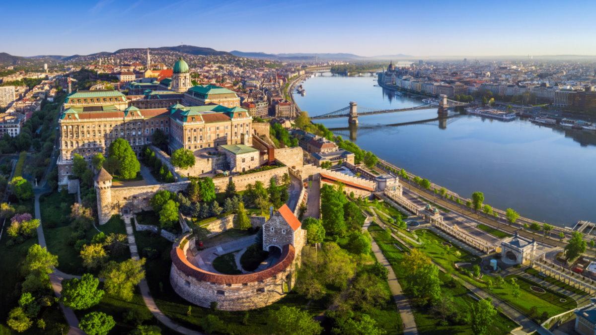 Будапешт Венгрия туризм