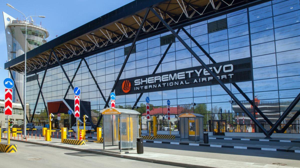 Аэропорт Шереметьево Терм B