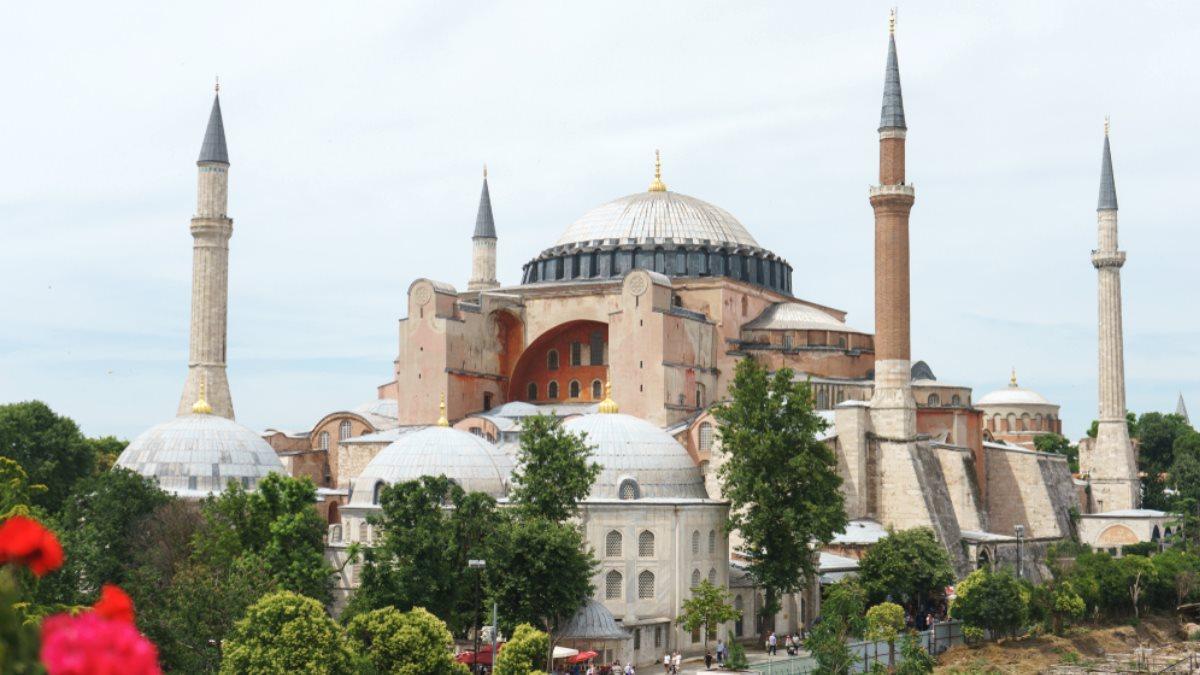 Собор Святой Софии - Айя-Софии в Стамбуле Турция