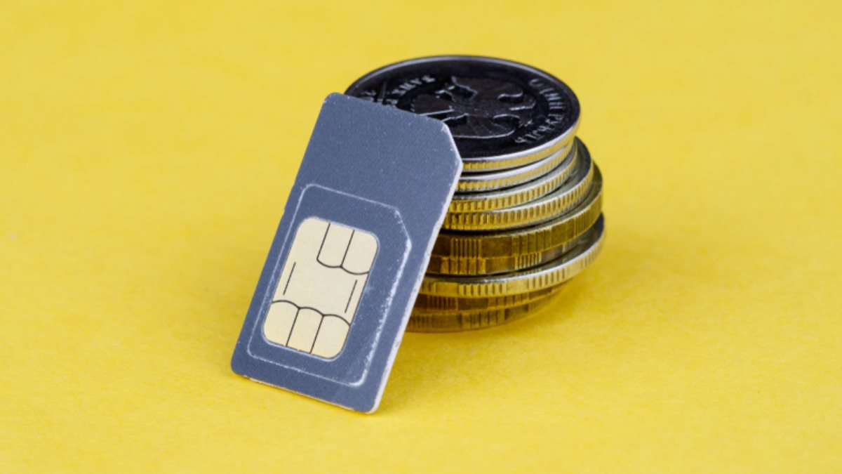 СИМ-карта SIM рубли тариф оплата телефона роуминг