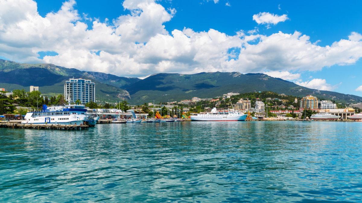 Ялта Крым туризм отели