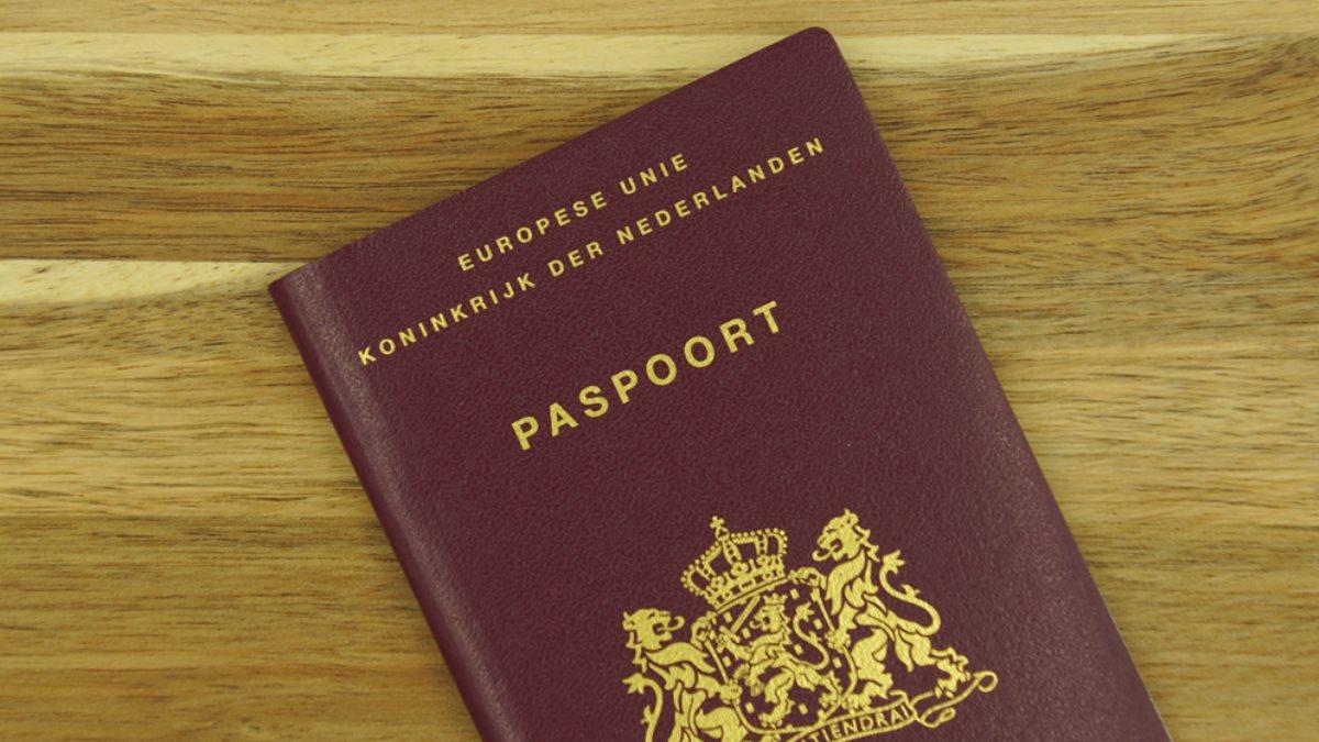 Нидерланды паспорт