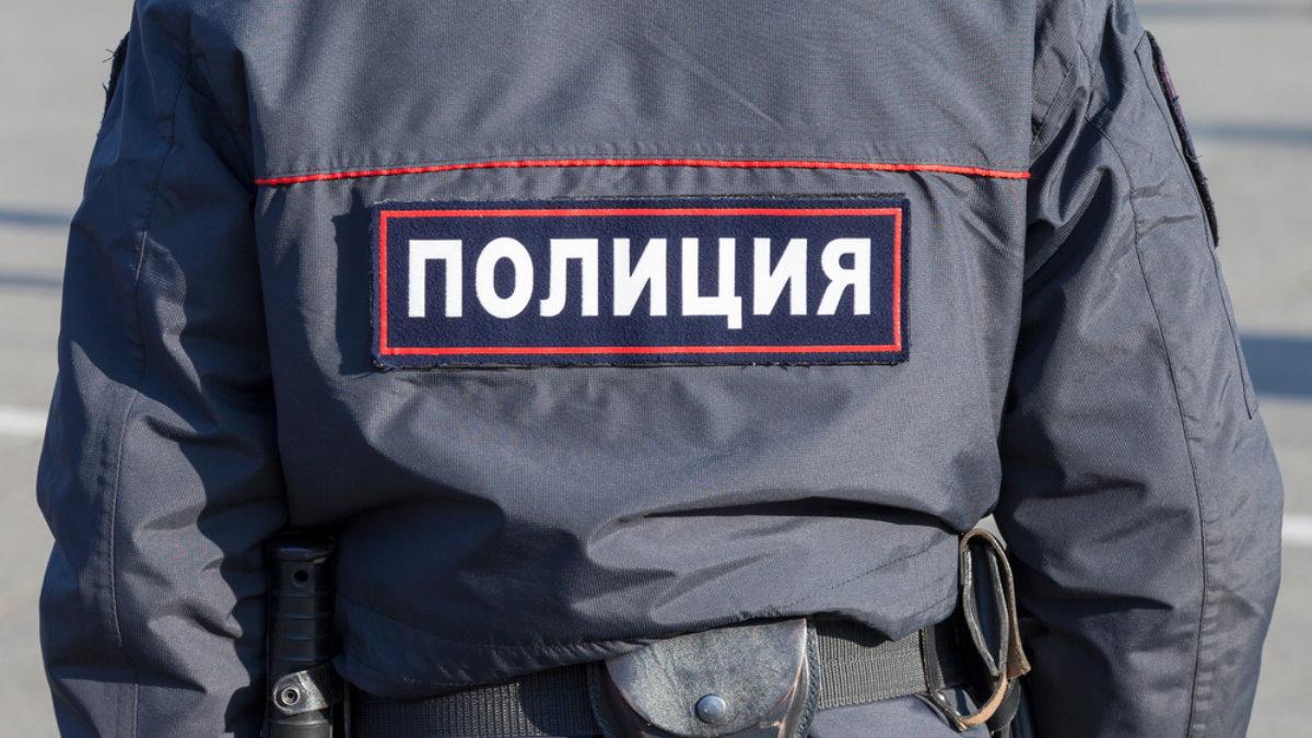 Россия полиция полицейский сотрудник полиции один