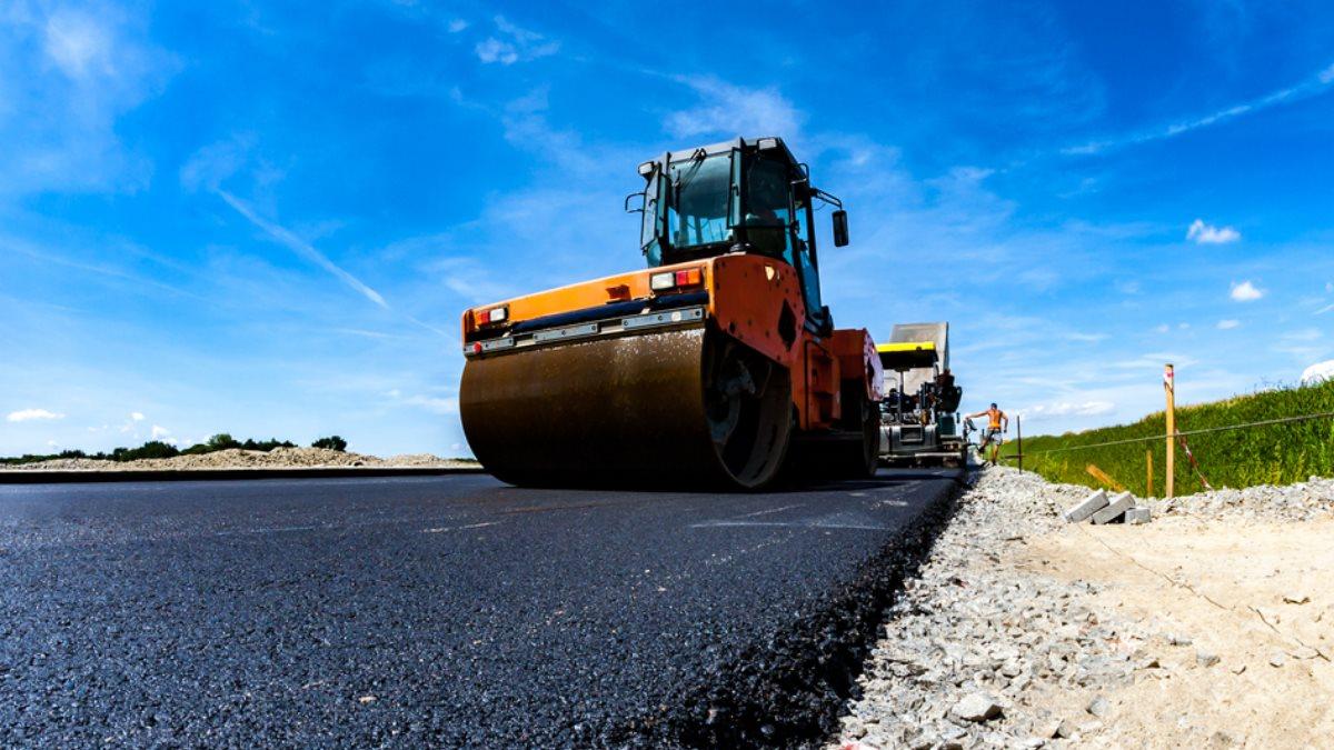 Строительство дороги Дорога асфальт ремонт