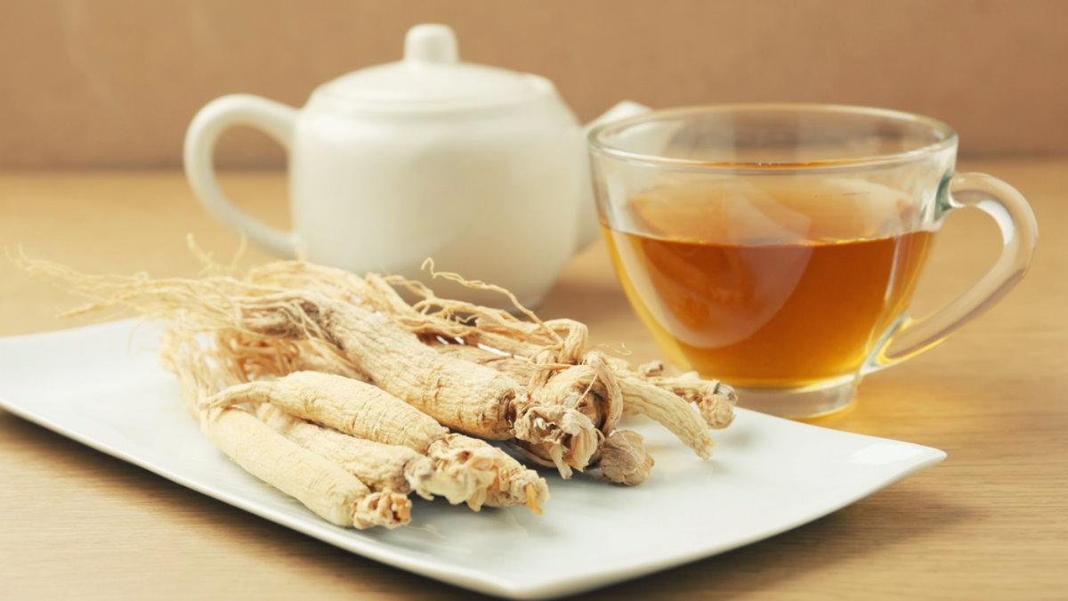 Корень женьшень чай экстракт