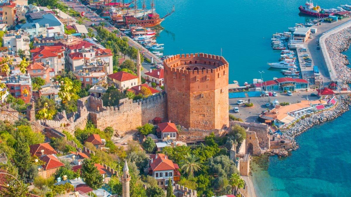 Анталья Турция курорт отпуск отдых туризм