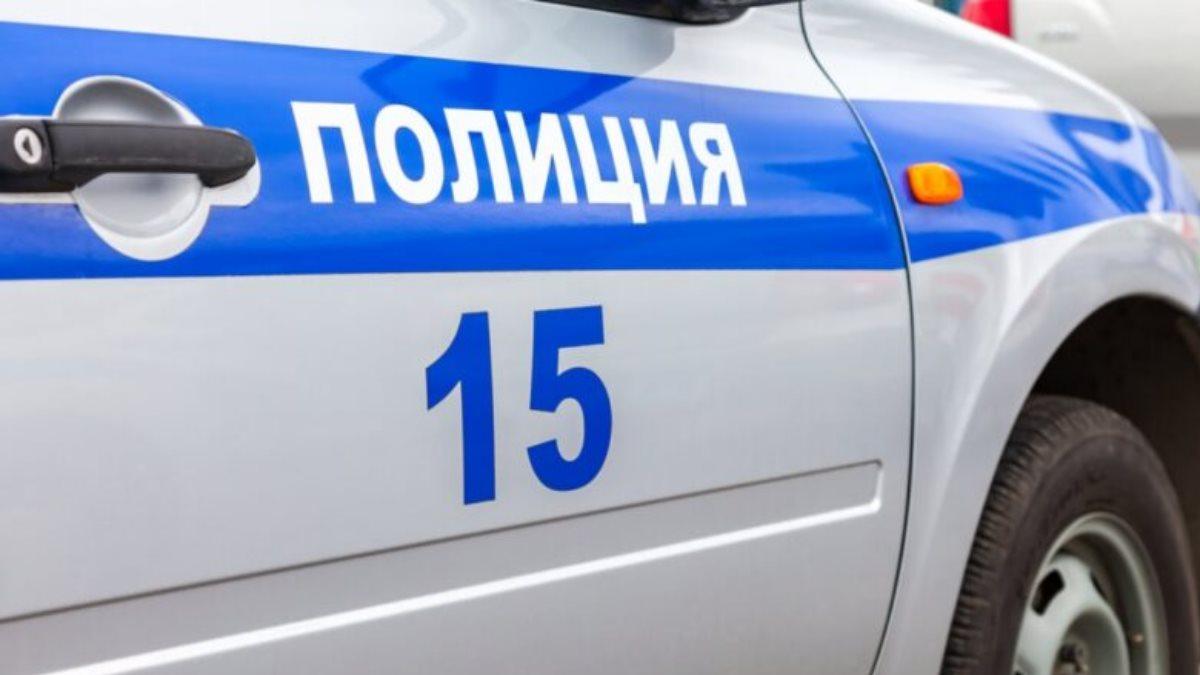 Россия Полиция полицейская машина 15