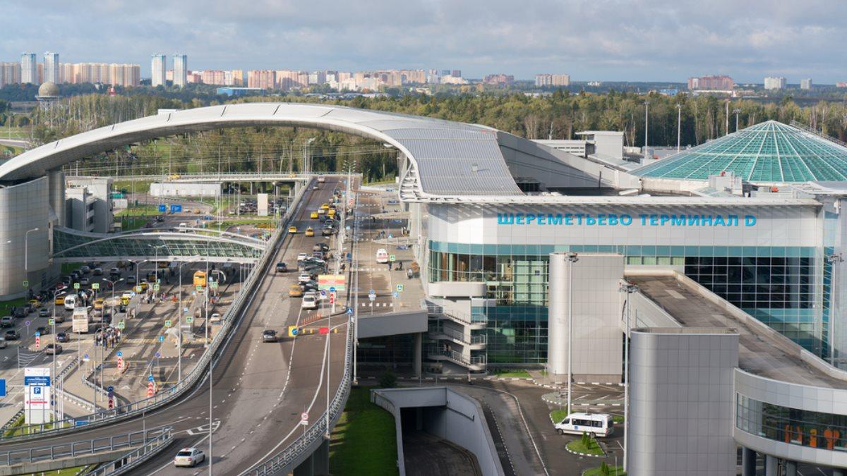 Аэропорт Шереметьево терминал D