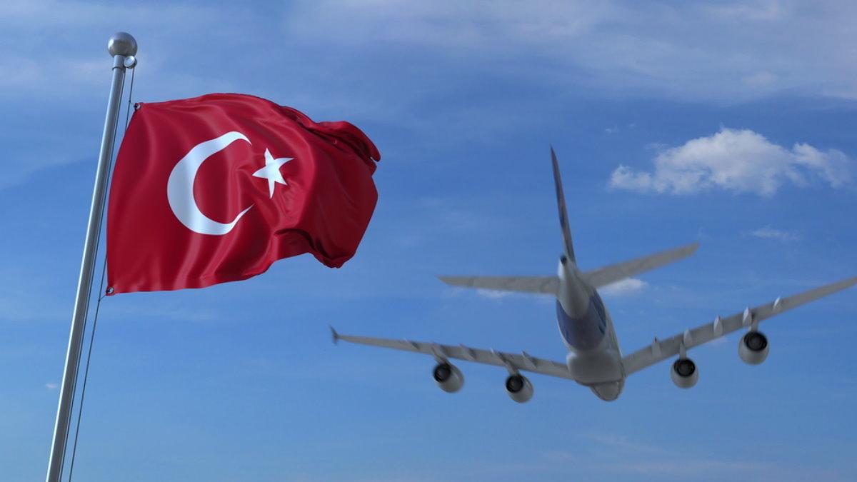 В Росавиации назвали города, из которых разрешены полеты в Турцию