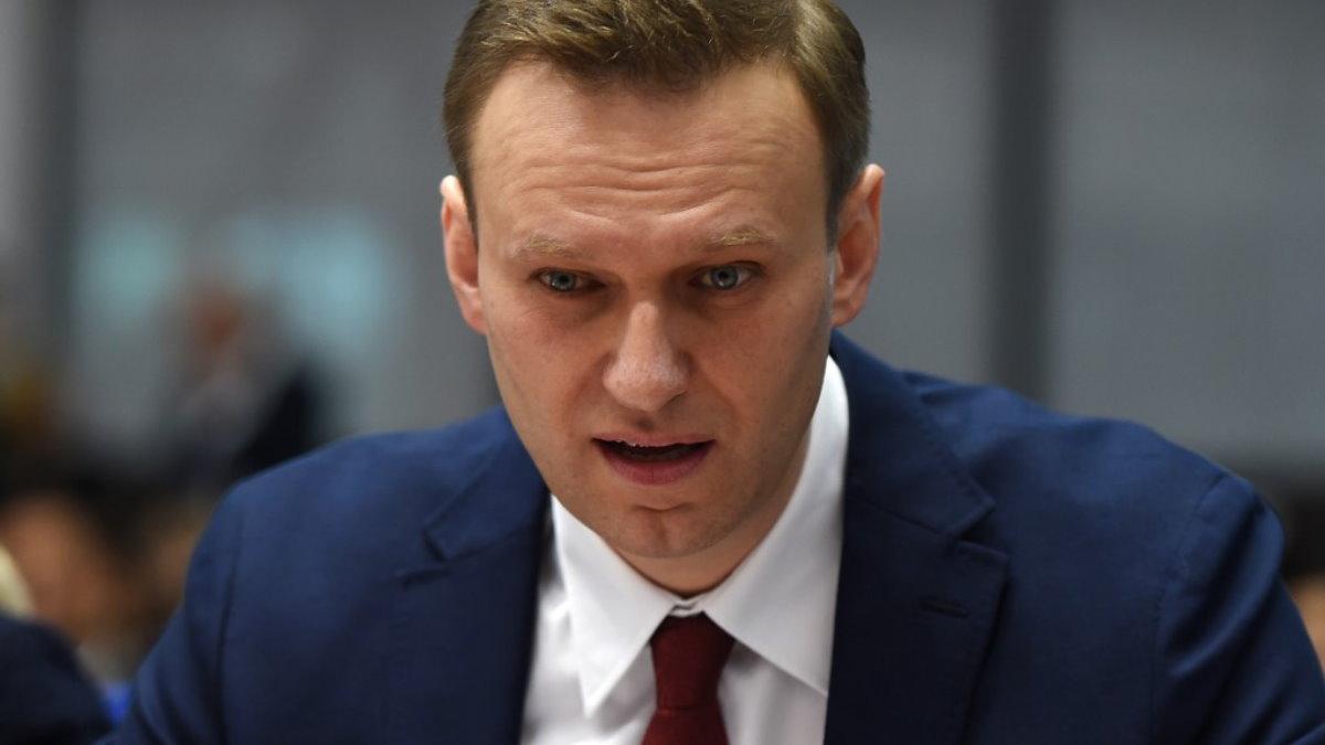 Алексей Навальный Alexei Navalny три