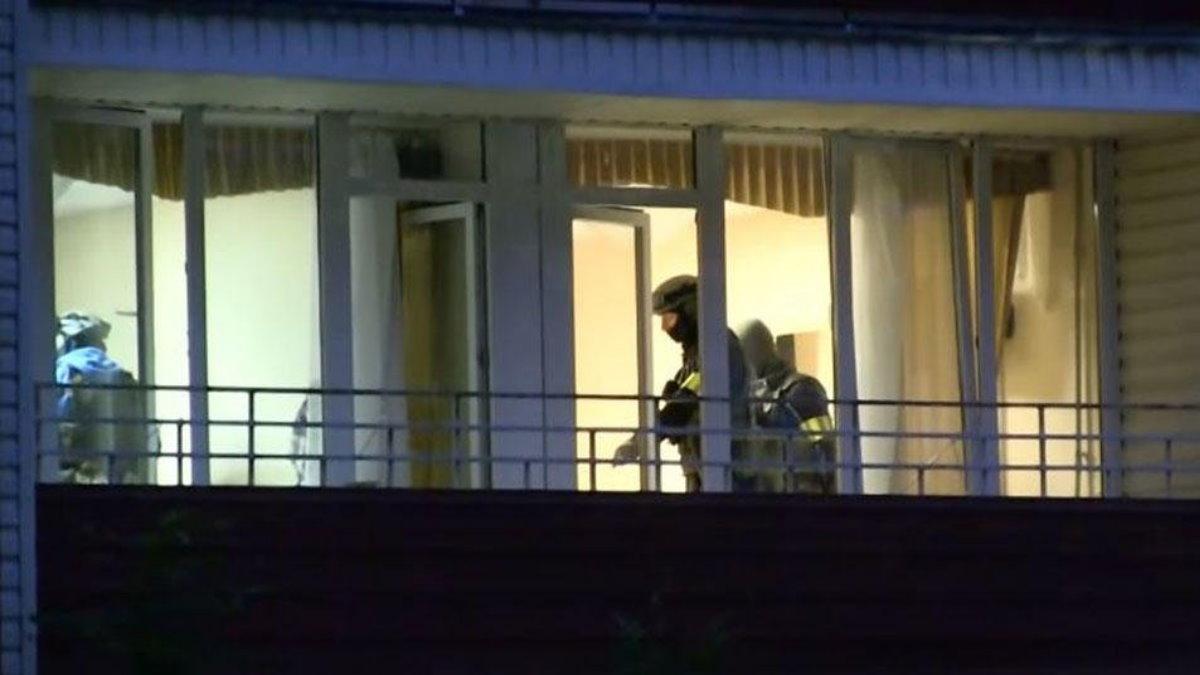 Задержанные в Белоруссии россияне обыск