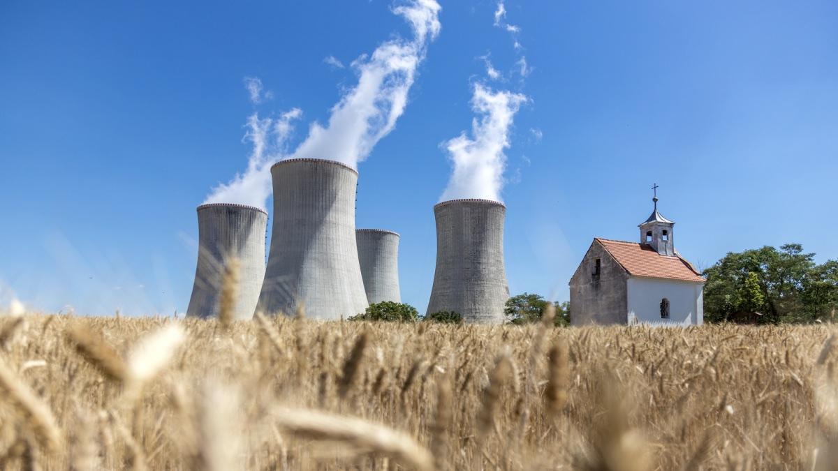 АЭС Дукованы, Чехия