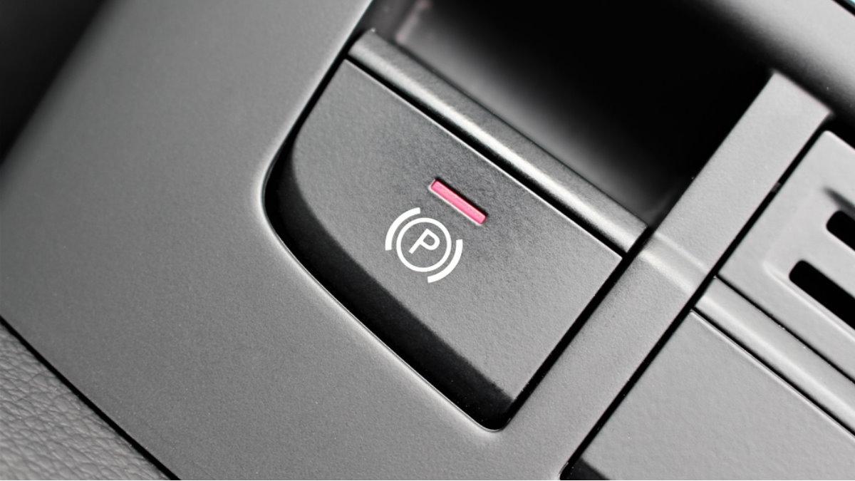 Электронный ручной тормоз ручник