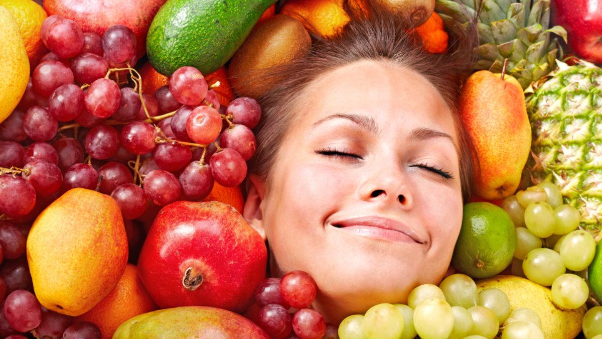 фрукты для здоровья