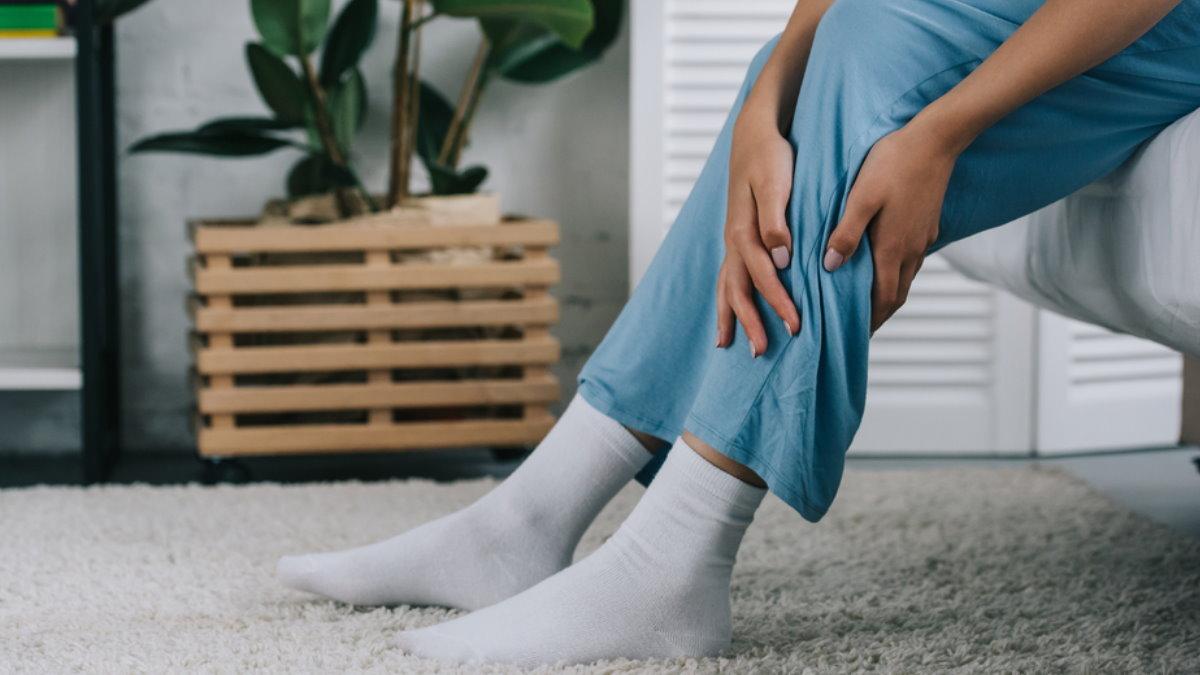 Боль в ноге тромб два