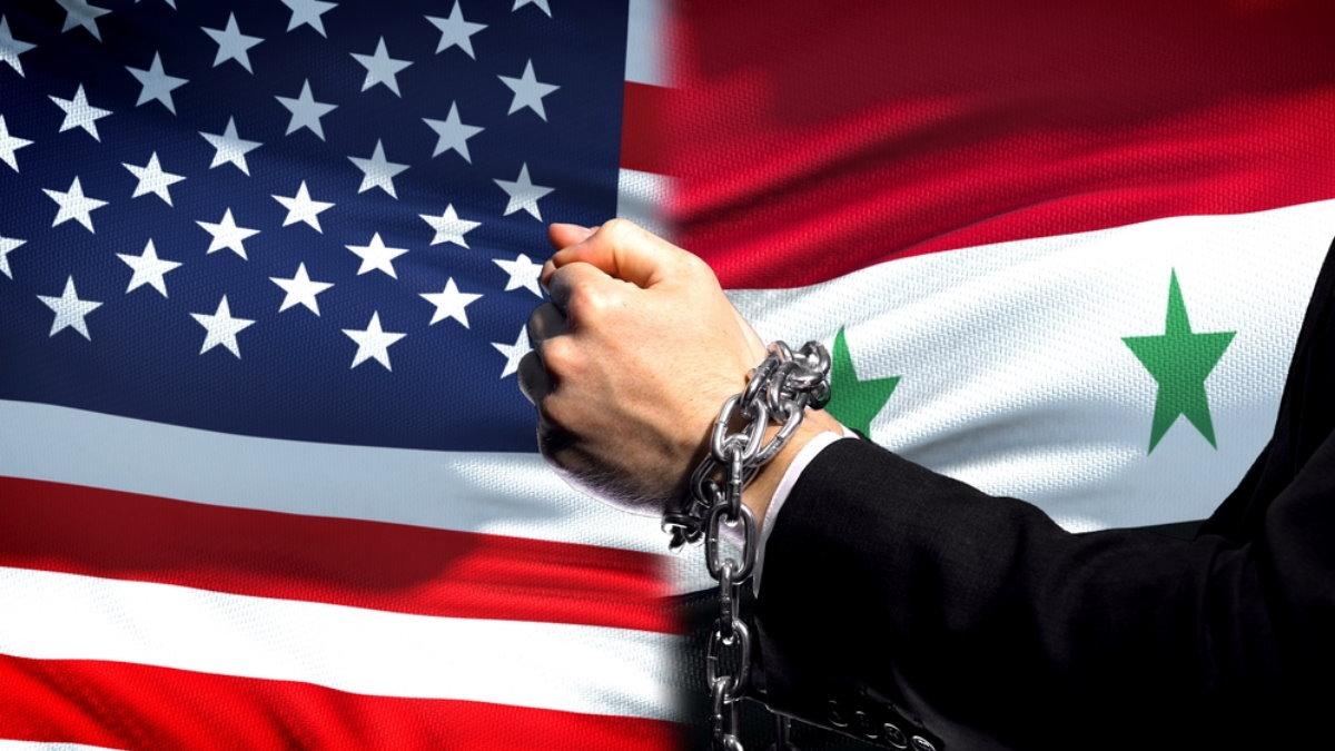 Санкции США Сирия