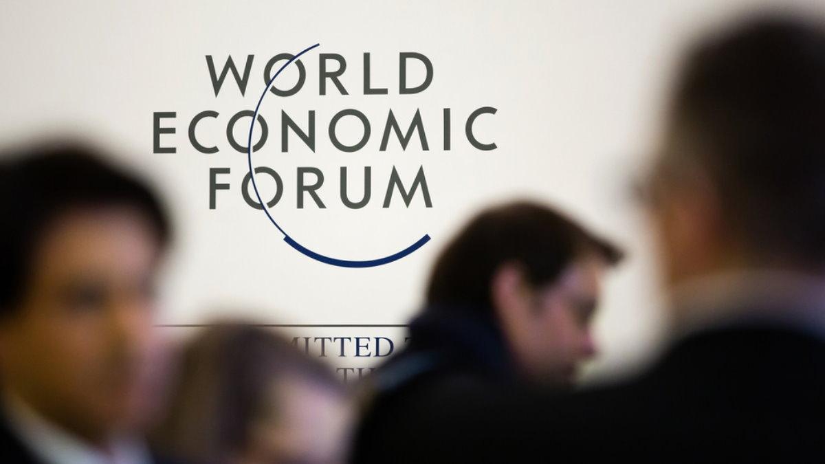 Давосский Всемирный экономический форум в Давосе