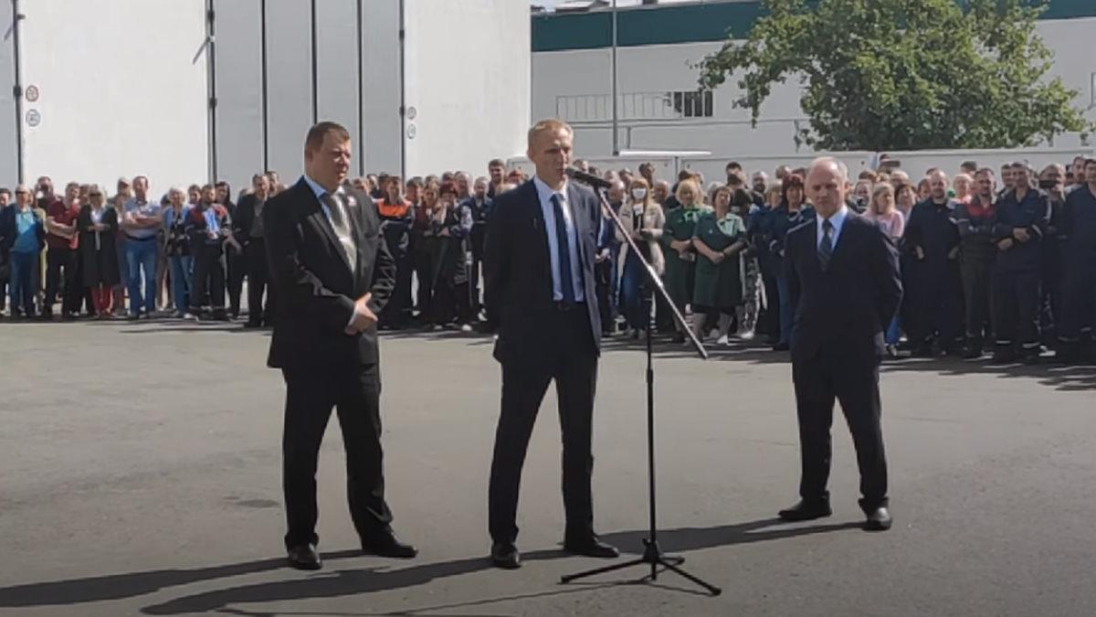 Директор МЗКТ признал проигрыш Лукашенко на выборах