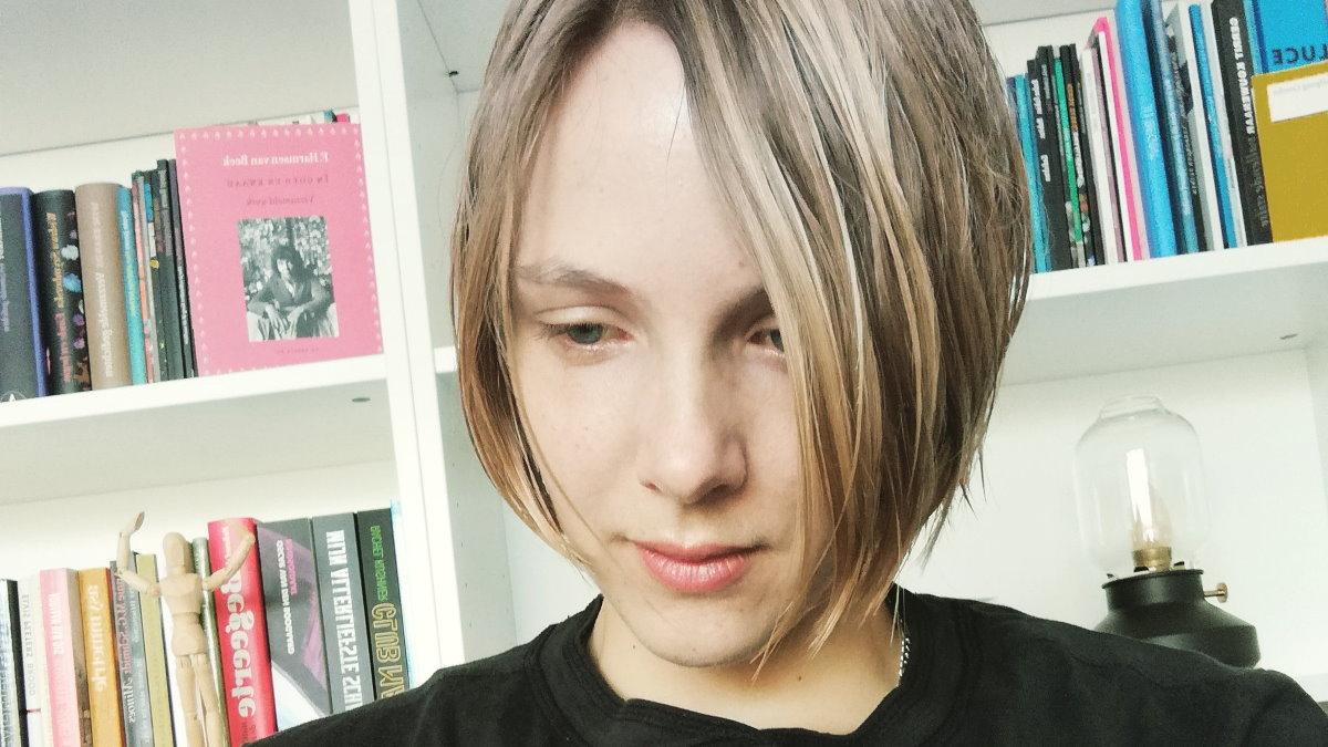 Писательница Марика Лукас Рейневелд