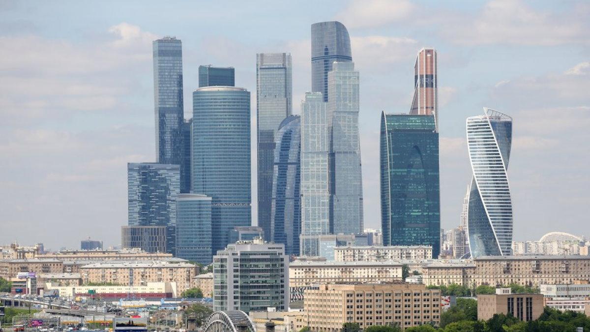 Деловой центр Москва-Сити ВВП