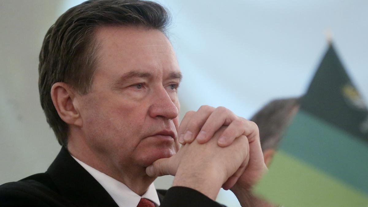 первый заместитель председателя комитета Совета Федерации по бюджету и финансовым рынкам Сергей Рябухин