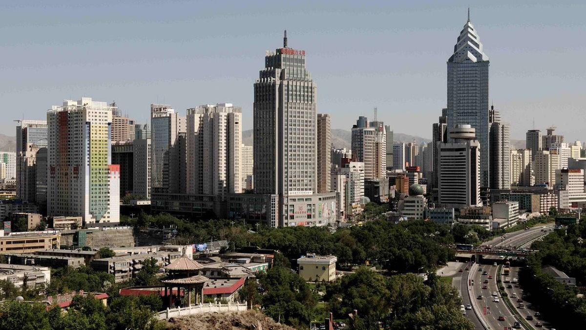 Урумчи Китай Синьцзян-Уйгурский автономный район