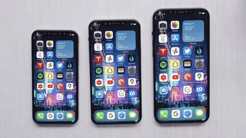 iPhone 12 реальное фото