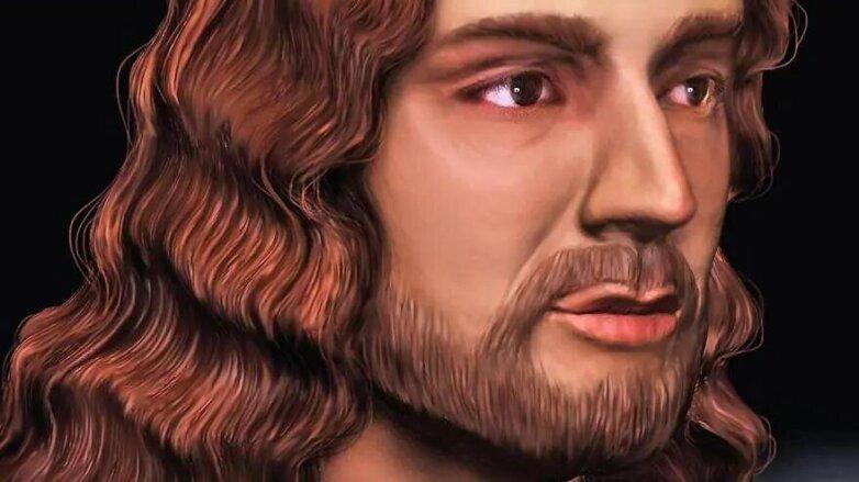 Реконструкция лица Рафаэля