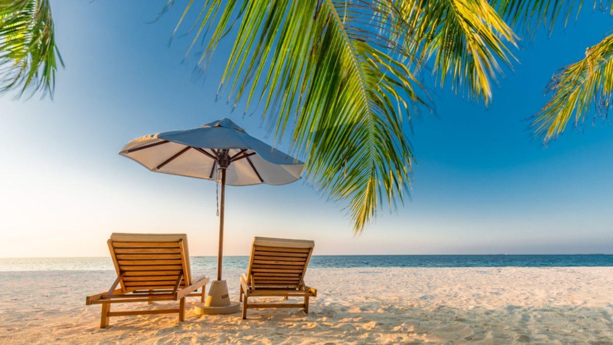 Курорт пляж отдых отпуск туризм