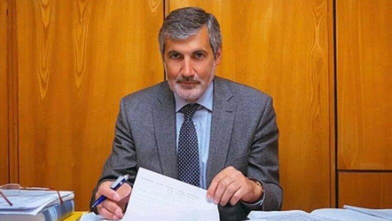 Доктор медицинских наук, профессор, академик РАН Арег Тотолян