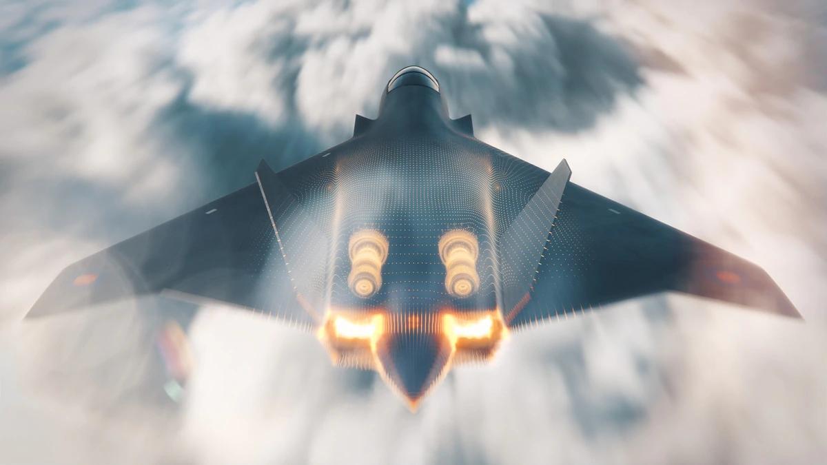 Rolls-Royce и Reaction Engines сформировали стратегическое партнерство, направленное на создание боевых самолетов следующего поколения