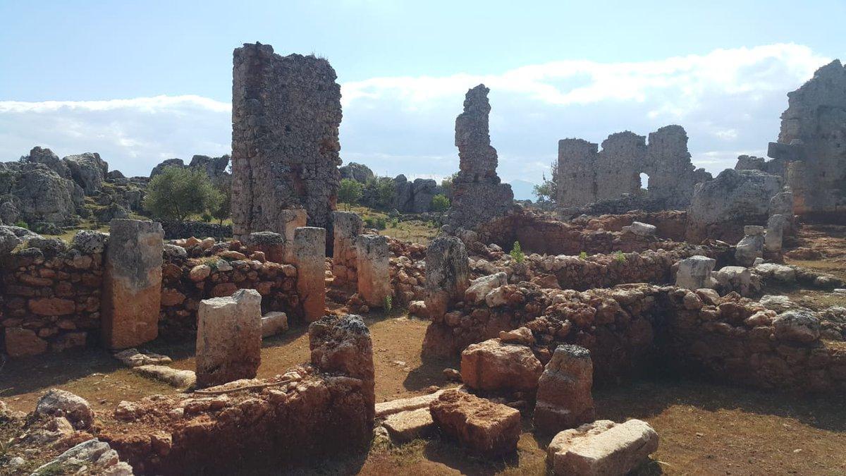 Древний город Силлион