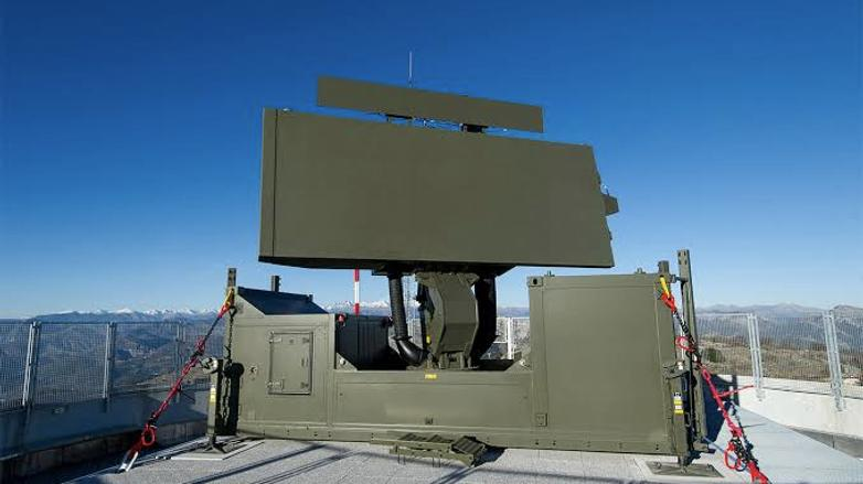 Стационарный радар Horizon 2