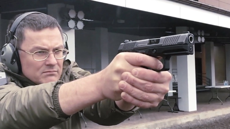 пистолет лебедева компактный ПЛК-14 ПЛК-15