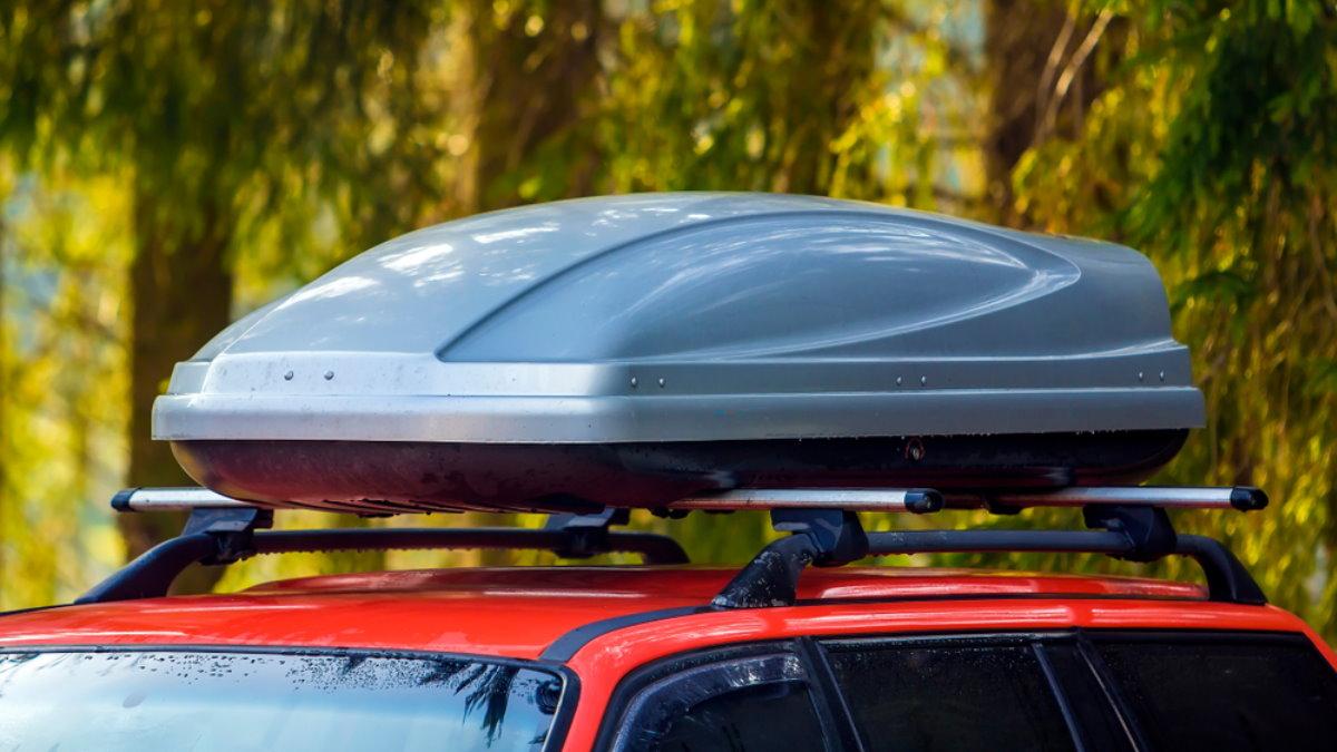 Багажник на крыше машины