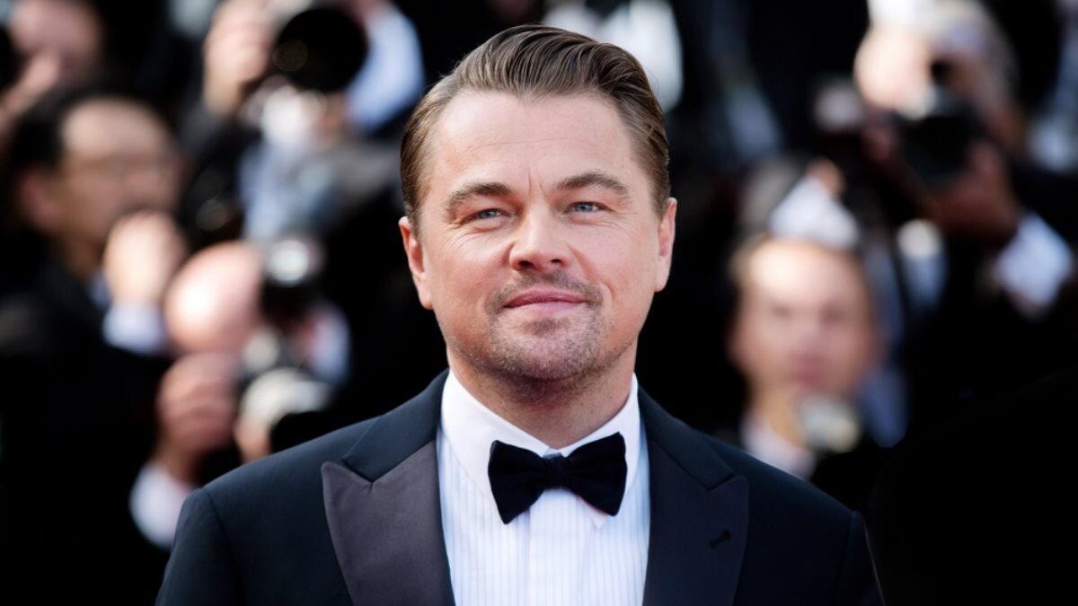 Актёр Леонардо ДиКаприо - Leonardo DiCaprio