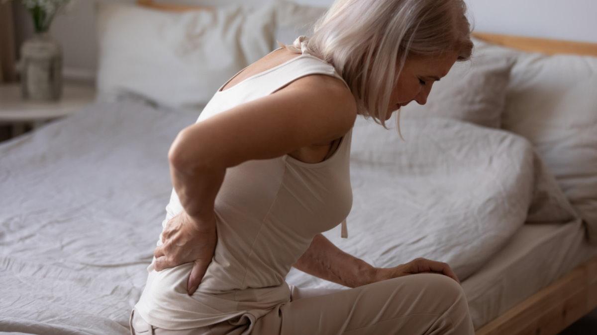 Боль в спине Остеопороз