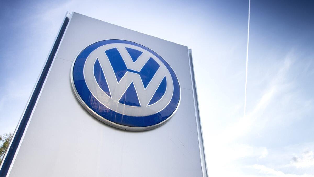 Volkswagen логотип