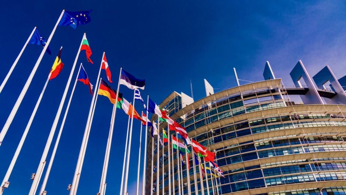 Главное здание Совета Европы