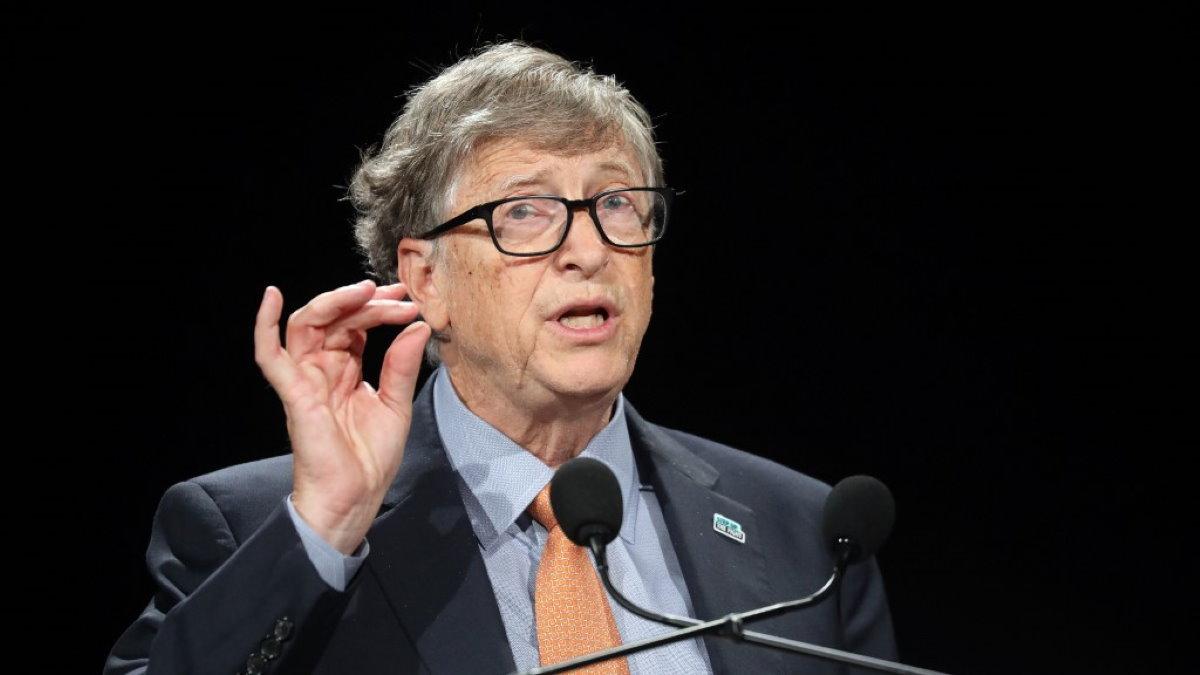 Билл Гейтс - Bill Gates два