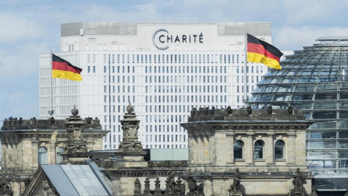 Клиника Шарите в Берлине