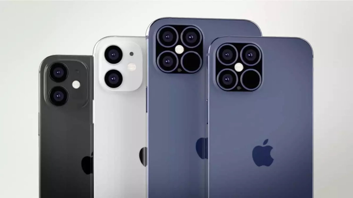 Apple iPhone 12 Max и iPhone 12 Pro
