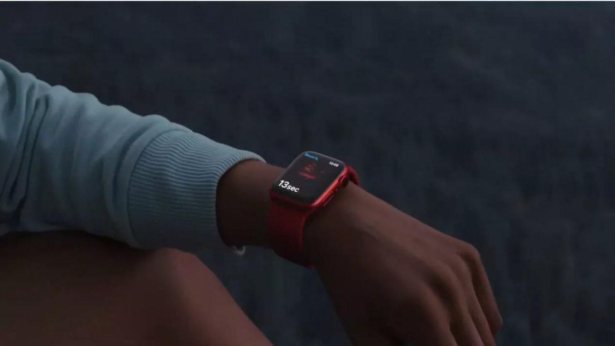 Apple Watch Шестая версия