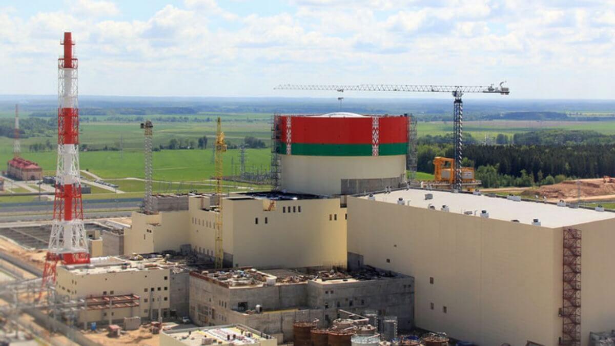 Белорусская АЭС строительство