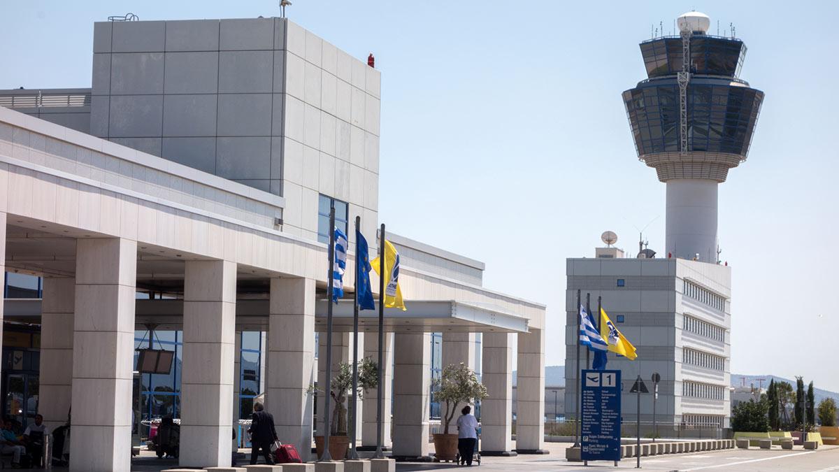 Аэропорт Греция