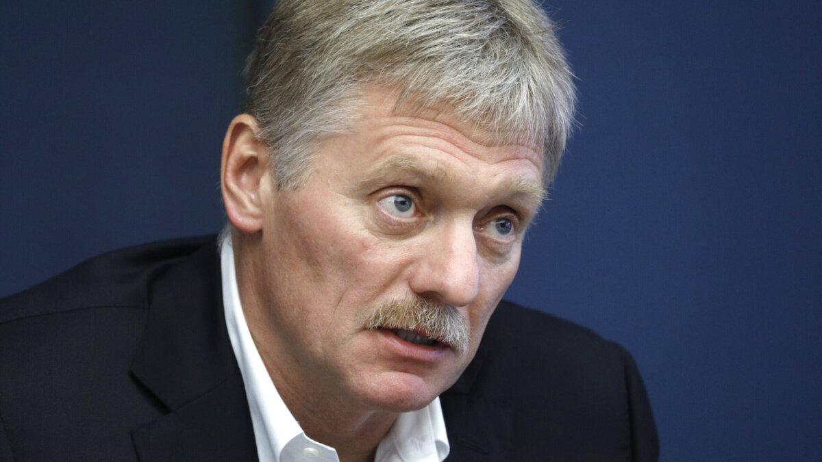 Песков считает возмутительными утверждения США о якобы отравлении Навального