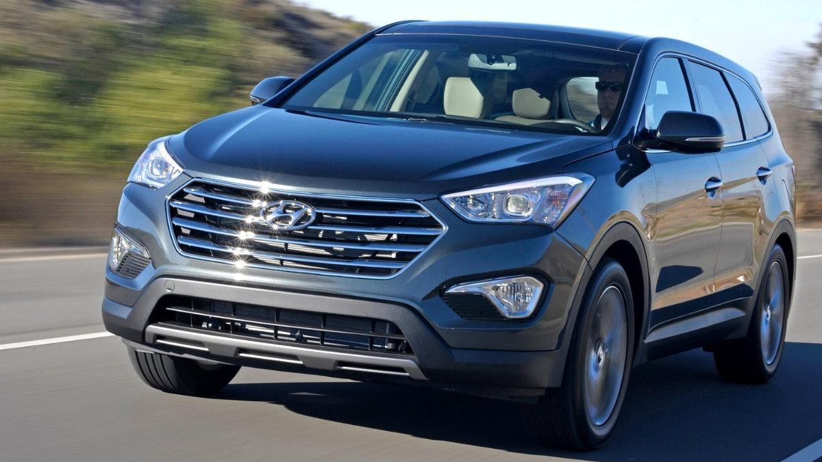 Hyundai Santa Fe 2012-2016