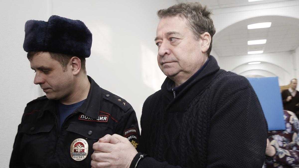 Бывший губернатор Республики Марий Эл Леонид Маркелов