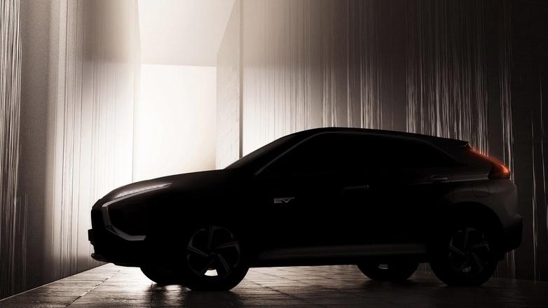 Компактный кроссовер Mitsubishi Eclipse Cross